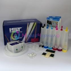 СНПЧ для Epson Stylus Photo 900, 1270, 1280, 1290 (T007/T009) с авто-чипами (6 цветов)