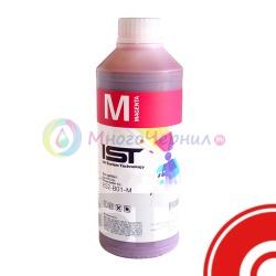 Экосольвентные чернила IST/InkTec Magenta для Mimaki JV33, CJV30, Roland Soljet, Mutoh и др. на головах Epson DX4, DX5, DX6, DX7 (ES2), 1 литр