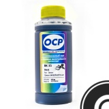 Чернила для картриджей PG-37, PG-40, PG-50, PGI-5, PGI-520, PGI-425, PGI-450, PGI-470, OCP BKP 35 псевдопигментные (водные), чёрные Pigment Black, 100 мл