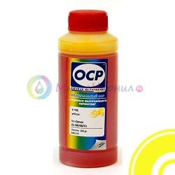 Чернила OCP Y 795 Yellow (желтые) для картриджей Canon CL-38, CL-41, CL-51, водорастворимые, 100 мл
