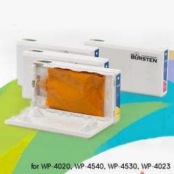 Перезаправляемые нано-картриджи Bursten Nano 2 для Epson WorkForce Pro WP-4020, WP-4540, WP-4530, WP-4023, WP-4010, WP-4090, WP-4520, WP-4533,  WP-4590