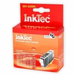 Картридж для Canon PIXMA MG5340, MG5140, iP4940, iP4840, MG5240, iX6540, MG6140, MG6240, MG8240, MG8140, MX884, MX894, MX714 черный Black совместимый, InkTec BPI-426BK (CLI-426BK)