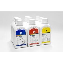 Комплект чернил для Epson Stylus Photo R2880/R3000, Ink-Mate, EIM-2880, пигментные UltraChrome K3, 8 х 1 литр
