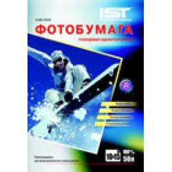 Фотобумага IST глянцевая односторонняя, A4 (21x29.7), 150 г/м2, 100 листов