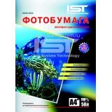 Фотобумага IST матовая односторонняя A6 (10x15), 190 г/м2, 100 листов