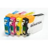 Перезаправляемые нано-картриджи Bursten Nano 2 для Epson Stylus Office T1100