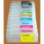 Перезаправляемые (дозаправляемые) картриджи (ПЗК) для Epson Stylus Pro 7900 и 9900, 700 мл., 11 шт. с пакетом, с чипами