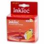 Картридж для Canon iP3600, MP550, MP540, iP4600, iP4700, MP630, MP640, MP560, MX870, MX860, MP620 желтый, совместимый InkTec, BPI-521Y (CLI-521Y)