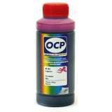Чернила OCP M 144 Magenta пурпурные для картриджей CLI-521, CLI-426 к Canon PIXMA MG5340, MG5140, iP3600, MP550, MP540, iP4840, iP4940, MG5240, iP4600, iX6540, iP4700, MG6140, MP630, MP640, MP560, MX884, MG8140, MP990, MP980, MP620, MG5150, водные, 100 мл