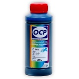 Чернила OCP C 154 Cyan (голубые) для картриджей CLI-521, CLI-426 к Canon PIXMA MG5340, MG5140, iP3600, MP550, MP540, iP4840, iP4940, MG5240, iP4600, iX6540, iP4700, MG6140, MP630, MP640, MP560, MX884, MG8140, MP990, MP980, MP620, MG5150, водные, 100 мл