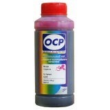 Чернила OCP 125 ML PM Photo Light Magenta (фото светло-пурпурные) для Canon Pixma iP6600D, iP6700D, MP950, MP960, MP970, Pro 9000 Mark II (3295B009), водные, 100 мл