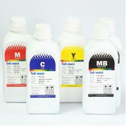 Чернила Ink-Mate для EPSON SureColor SC-T3000, T5000, T7000, T3200, T5200, T7200 комплект 5 x 1 литр (пигментные EIM-990)