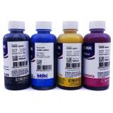Чернила для HP Designjet DJ T120, T520, T125, T130, T525, T530 (для картриджей 711), HP Officejet OJ Pro K8600, K550, K5400, L7480, L7580, K5300, L7380, L7550, L7555, L7590, L7650, L7680, L7750 InkTec, пигментные + водорастворимые, 4 x 100 мл