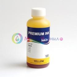 Чернила жёлтые для Canon PIXMA MG5340, MG5140, MG5240, iP4940, iP4840, iX6540, MG6240, MG6140, MG8240, MX884, MG8140, MX894, MX714, iP4850, iX6520, MG5150, MG5350, iP4820, MG5250, iX6560, водные InkTec Yellow, 100 мл
