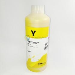 Чернила желтые InkTec для HP Officejet Pro x476dw, x576dw, x551dw, X555dn, 585dn, X585z, x451dn, x476dn, X585f, X555xh (заправка картриджей HP 970/971/980) (пигментные H5971-01LY Yellow) 1000 мл