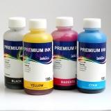 Комплект чернил для Canon Pixma MP250, MP230, iP2700, MP280, MP495, MP270, MP252, MP490, MP240, MP260, MP282, MX320, MX410, MX360, MP272, MP492, MX420, MX340, MX330, MX350, MP480 InkTec C2010-C2011, пигментные и водные, 4 х 100 мл