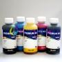 Комплект чернил для Canon iP4000, iP5000, i865, MP750, MP780, i9100, S800, MP760 InkTec, пигментные + водорастворимые, 5 х 100 мл