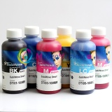 Чернила InkTec SubliNova Rapid для печатающих голов Epson DX5 и DX7 (SEB-B100M-6), сублимационные, комплект 6 цвета по 100 мл