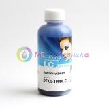 Чернила InkTec SubliNova Rapid для печатающих голов Epson DX5 и DX7 (SEB-B100MLС), сублимационные, Light Cyan светло-голубые, 100 мл
