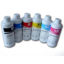 Чернила InkTec для HP Photosmart C5183, C6283, Designjet 130, Photosmart 8253, D7163, C7283, D7263, 3213, C8183, D7363, HP Designjet 90, HP Photosmart C6183, D7463, HP Designjet 30, HP Photosmart C7183 (HP84, HP85, HP177), InkTec водные, 6 x 1 литр