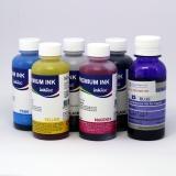 Чернила для Canon PIXMA TS8140, TS8240, TS8340, TS9140 (для заправки картриджей PGI-480, CLI-481), InkTec + DCTec, пигментные + водные, комплект 6 цветов по 100 мл