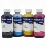 Чернила для заправки Canon PIXMA G3411, G1411, G3400, G2411, G3415, G1400, G2415, G2400, G3410, G2410, G5040, G1410, G1416, G6040, G4400, G7040, G4411, G4410 (GI-490, GI-40) пигментные + водные InkTec, комплект 4 х 100 мл