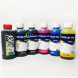 Комплект чернил для Canon Pixma MG6140, MG6240, MG8140, MG8240 (PGI-425, CLI-426) InkTec + OCP, пигмент + водные, 6 х 100 мл