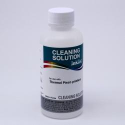 Чистящая (промывочная) жидкость для печатающих головок и картриджей струйных принтеров InkTec MCS-100MDP Cleaning Solution, универсальная сервисная, для промывки и очистки, 100 мл