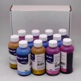 Заправка для Epson SureLab SL-D700 (заправочный набор), с одноразовыми чипами и водными чернилами InkTec E0010 12x100 мл, для оригинальных картриджей T7821-7826, комплект 6 цветов