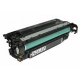 Картридж для HP Color LaserJet CM3530, CM3530fs, CP3525x, CP3525n, CP3525dn (совместимость по CE252A), жёлтый Yellow, 7000 страниц, неоригинальный, лазерный