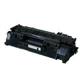 Картридж для HP LaserJet P2035, P2055, 2055d, 2055dn,  (совместимость по 05A/CE505A), чёрный Black, 2300 страниц, неоригинальный, лазерный