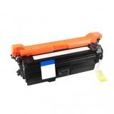 Картридж для HP Color LaserJet Pro M570dn, M570dw, Enterprise 500 M551dn, 500 M551xh, 500 M551n, 500 M575dn, 500 M575f, 500 M575 (совместимость по 507A/CE401A), голубой (синий) Cyan, 6000 страниц, неоригинальный, лазерный
