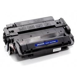 Совместимый картридж HP 55X/CE255X для HP LaserJet LJ Enterprise 500 M525, P3015, LaserJet Pro M521 черный Black, 12500 страниц, неоригинальный, лазерный