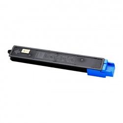 Тонер-картридж для KYOCERA TASKalfa 2551ci (восстановленный) (совместимость TK-8325C), синий Cyan, 12000 страниц, неоригинальный, лазерный