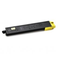 Тонер-картридж для KYOCERA TASKalfa 2551ci (восстановленный) (совместимость TK-8325Y), желтый Yellow, 12000 страниц, неоригинальный, лазерный