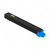 Картридж для Kyocera Ecosys FS-C8525MFP, FS-C8520MFP, FS-C8025MFP, FS-C8020MFP (совместимость по TK-895C), голубой Cyan, 6000 страниц, неоригинальный, лазерный