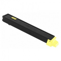 Картридж для Kyocera Ecosys FS-C8525MFP, FS-C8520MFP, FS-C8025MFP, FS-C8020MFP (совместимость по TK-895Y), жёлтый Yellow, 6000 страниц, неоригинальный, лазерный