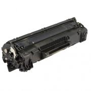 Картридж для HP LaserJet LJ P1005 / CB410A, CB411A (совместимость по 35A/CB435A ), чёрный Black, 1500 страниц, неоригинальный, лазерный