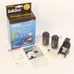 Заправка для HP Photosmart C4183, 2573, HP PSC 1513, 2353, 1613, HP Officejet 100, K7103, H470, HP Photosmart D5063, 8053, 8153, 8453, 8753, HP Officejet 6313, 6213, 7413, 6310, 7313, набор для заправки черных картриджей HP 131, HP 94, InkTec HPI-6065D