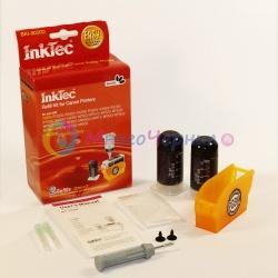 Заправка для Canon PIXMA iP4200, iP4500, iP5200, iP4300, MP610, MP600, MP500, iP5300, MP800, MP530, MP830, MP970, MP810, MX850 заправочный набор InkTec BKI-9050D для черного картриджа PGI-5BK Black