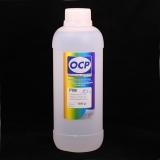 Промышленно очищенная вода OCP PIW для окончательной промывки картриджей (Pure Ink Water), 1000 гр.