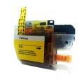 Совместимый картридж для Brother MFC-J3530DW, MFC-J3930DW, MFC-J2330DW (LC3619XLY), жёлтый Yellow, неоригинальный, одноразовый