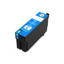 Картридж для Epson SureColor SC-T3100, SC-T5100, SC-T3100N, SC-T5100N, SC-T3100M, SC-T5100M (T40D2), совместимый, голубой Cyan