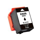 Картридж для Epson Expression Premium XP-6000, XP-6005, XP-6100, XP-6105 (совм. 202XL T02G1), совместимый, чёрный Black
