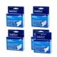 Картриджи для Epson Stylus Office C110, T30, TX510FN, TX510 (2xT0731, T0732-T0734), неоригинальные совместимые EPI-10073, комплект 5 штук, 4 цвета