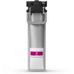 Картридж для Epson WorkForce Pro WF-C5290DW, WF-C5790DWF (совм. T9453 контейнер с чернилами Ink Supply Unit, чернильный пакет с чипом), совместимый / неоригинальный, пурпурный Magenta, увеличенный объём