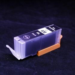 Картридж для Canon PIXMA TS5040, MG5740, TS8040, MG6840, MG7740, TS6040, TS9040 (PGI-470PGBK XL), пигментный чёрный Pigment Black, совместимый