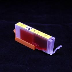Картридж для Canon PIXMA TS5040, MG5740, TS8040, MG6840, MG7740, TS6040, TS9040 (CLI-471Y XL), жёлтый Yellow, совместимый
