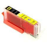 Картридж для Canon PIXMA TS6140, TS6240, TS6340, TS8140, TS8240, TS8340, TS9140, TS9540, TS9541C, TS704, TR7540, TR8540 (CLI-481Y XXL), совместимый, жёлтый Yellow
