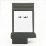 Картридж для Canon imagePROGRAF iPF780, iPF680, iPF785, iPF685, iPF770, iPF670, iPF670 MFP L24, iPF770 MFP L36 Cyan, PFI-107C совместимый, 130 мл